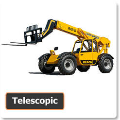 Telescopic Rough Terrain vehicle